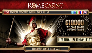Jackpot In The Virtual Rome: A Beginner's Guide To Rome Casino